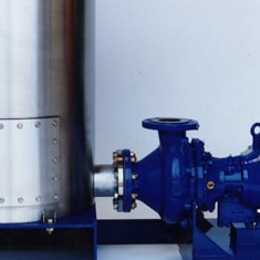 Stainless Header Tank For Margarine Pumping System